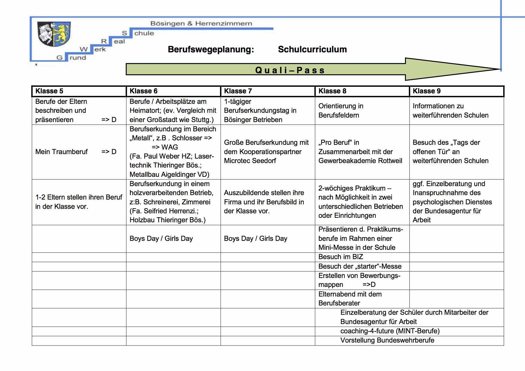 Berufswegeplanung_Schul-Curriculum Bös