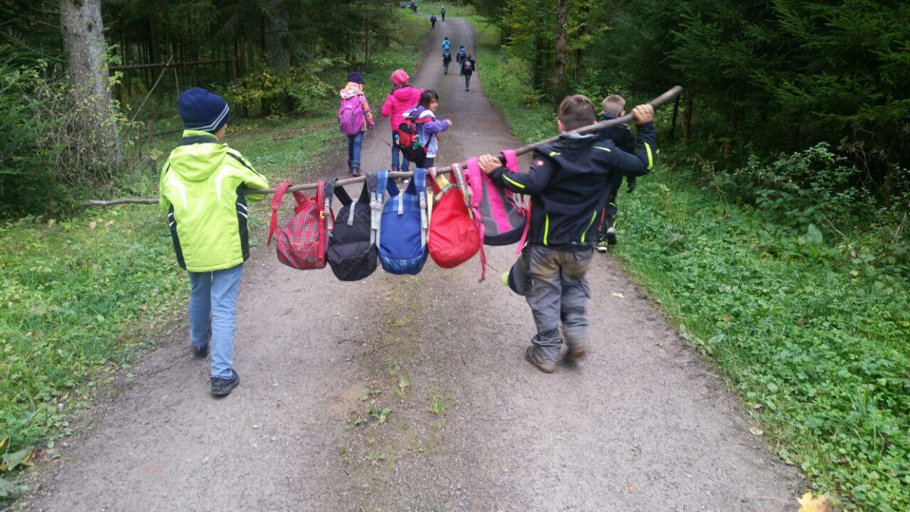 Wandertag in Bösingen