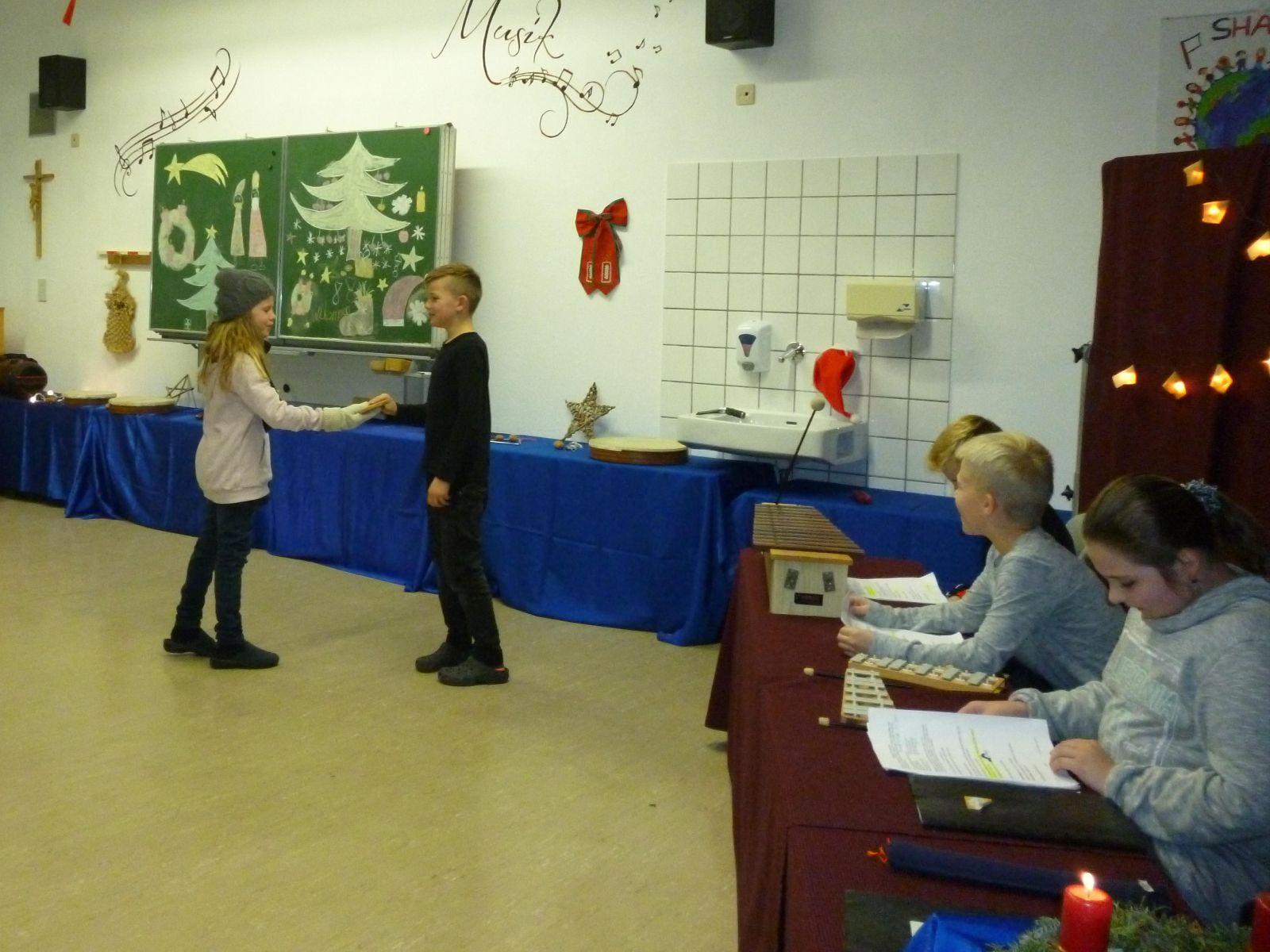 Märchen Klasse 3-4a