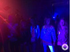 Disko-Abend Schule