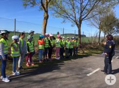 Impressionen 1 Tag bei der Verkehrsschule Rottweil