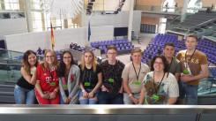 Abschlussfahrt Berlin Mai 2018