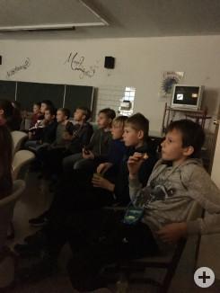 Kino Abend Schule