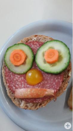 Gesundes Frühstück Kl. 1-2b