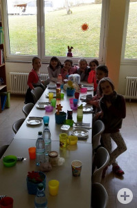 Gesundes Frühstück Kl. 1-2a