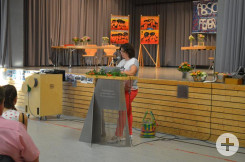 Abschlussfeier Kl. 9