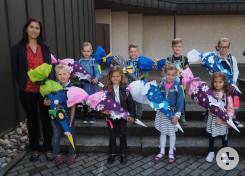 Einschulung Bösingen Schuljahr 2018/2019