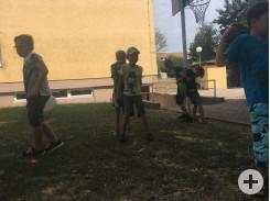 Sommerferienbetreuung 2018 Schule