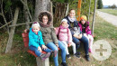 Herbstwandertag Schule Bösingen