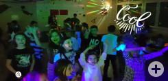 Zweiter Disko-Abend ein voller Erfolg