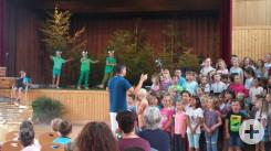 Musicalbesuch in Villingendorf
