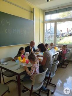 Schulmensa in Bösingen