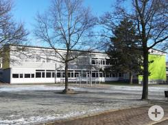 Schule Bösingen im Februar 2020