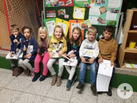 Flötenkinder Klasse 1 Schuljahr 2020/2021