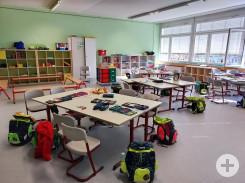 Neues Klassenzimmer 1-2a