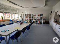 Neues Lehrerzimmer