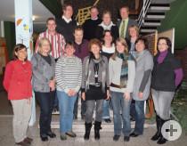 Teilnehmer der Jahresversammlung 2011